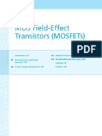 5 MOS Field-Effect Transistors (MOSFETs)