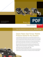 Rotary Gear Pumps Dayton