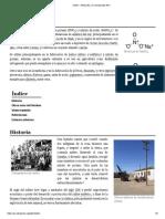 Salitre - Wikipedia, La Enciclopedia Libre