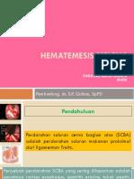 Hematemesis Melena - Refrat1