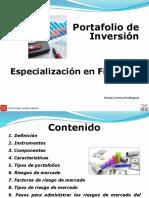 Portafolio de Inversiones Parte I