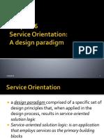 Chapter 6 Service Orientation Design