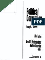 - Political Corruption. Concepts and Contexts, 3ed (2001)-1Heidenheimer & Johnston