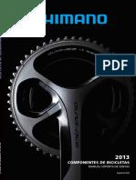 Shimano Catalogo Bike 2013