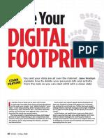 Wipe Your Digital Footprint
