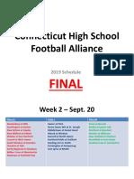 Connecticut High School Football Alliance-2019-FINAL