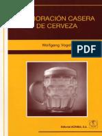 K. Wolfgang Vogel - Elaboracion Casera de Cerveza.pdf
