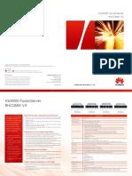 Huawei FusionServer RH2288H V3 Data Sheet