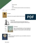 Instrumentos Cientificos de Vidrio, y Plastico