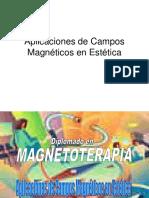 Aplicaciones Campos Magnéticos en Estética