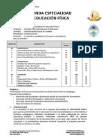 2018_UNT_ SE en Educación Física