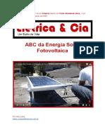 Manual ABC Da Energia Solar Fotovoltaica