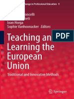 (Innovation and Change in Professional Education 9) Stefania Baroncelli, Roberto Farneti (auth.), Stefania Baroncelli, Roberto Farneti, Ioan Horga, Sophie Vanhoonacker (eds.)-Teaching and Learning the.pdf