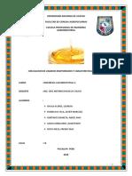 Circulacion de Liquidos Newtonianos y Caracteristicas de Flujo