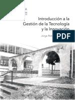 Introduccion a La Gestion de La Tecn Innov Universidad Nacional de Colombia