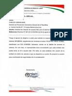OFICIO N° 05-2019