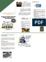 Municipalidad Provincial de Melgar- Dipticos