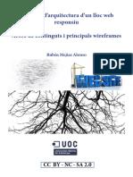 [ UOC / ARQUITECTURA DE LA INFORMACIÓN ] - PRÀCTICA - Rubén Mejias Alonso