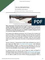 El auge mundial de las hidroeléctricas (esGlobal, 04-01-19)