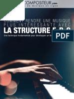 La Structure ERC