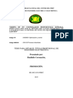 Diseño de Un Controlador PID Para Nivel de Liquido HuallulloFINALCORR