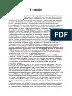 PSA Histoire Utilise CA Pour TPE