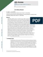 ΑKlotho and Chronic Kidney Disease