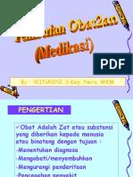 MEDIKASI (Pemberian Obat-obatan)