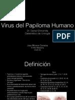 VPH y Tumores del Pene