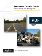 Asphalt Pavement Design Guide