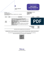 Llama.pe Sa Factura Electrónica f001-14410