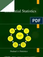 Student's t Statistics[1]