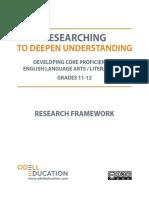 Research Unit Plan g11 12