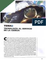 Tecnología Al Servicio de La Ciencia