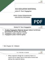 Module 9 MKM - Analisa Kegagalan