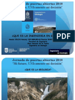 Jornada Puertas Abiertas 2018 Marbel