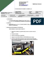 Operacion Sistema de Control Remoto r1600h Estandar de Caterpillar
