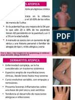 Dermatitis Atoìpica 2017