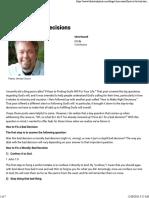 How to fix bad decisions.pdf