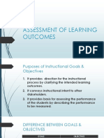 ASSESSMENT OF LEARNING OUTCOMES.pptx