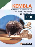 Kembla Compression Fittings 14 - BS en 1254-2