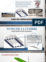 Nudo de La Cumbre - ESTRUCTURA CONTINUA - Mike Chamorro Baldeón
