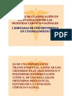 2-Clasificación citología