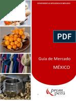 Guía de Mercado - México 2018