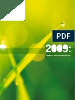 Relatório Sustentabilidade 2009