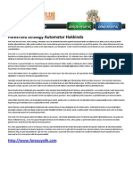 ForexYard Strategy Automator Hakkinda