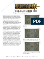 Age of Sigmar Gloomspite Gitz Designers Commentary En