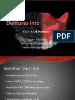 CAD CAM Dentures