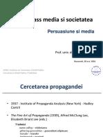 Cercetarea propagandei