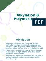 11-Alkylation & Polymerization